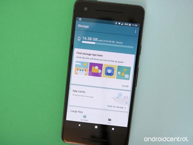 10 mẹo hay giúp tăng tốc cho thiết bị Android ảnh 1