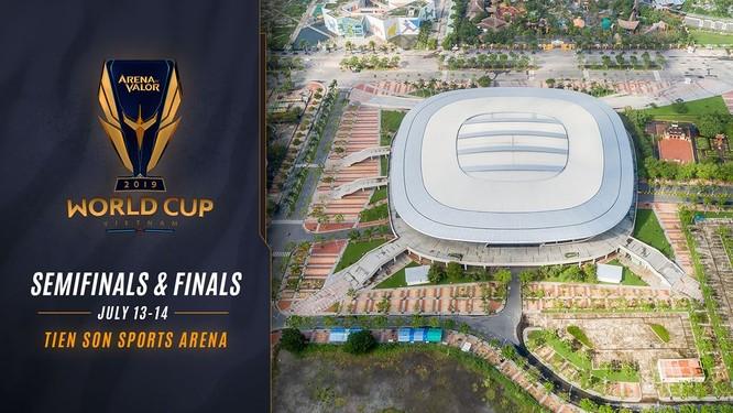Bán kết và chung kết sẽ diễn ra tại Đà Nẵng. Ảnh: VED.