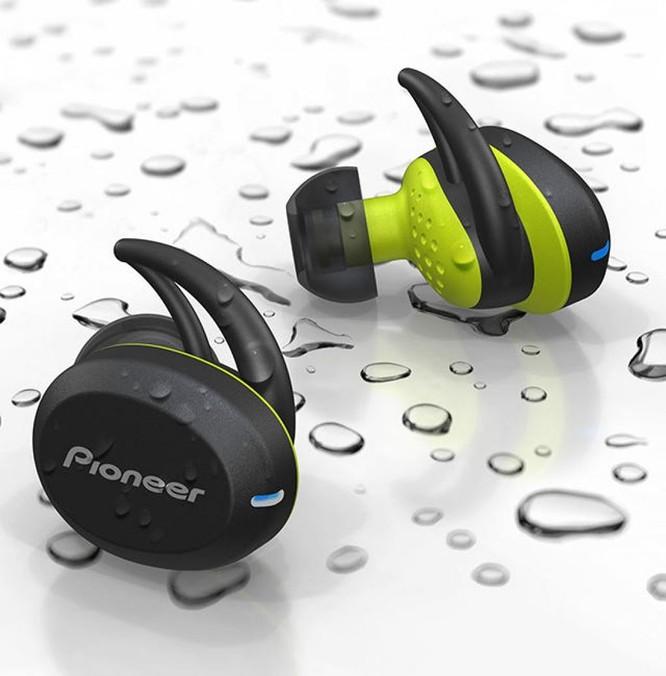 Pioneer SE-E8 – Tai nghe true wireless lý tưởng dành cho người luyện tập thể thao ảnh 1