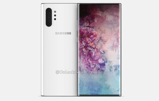 Samsung Galaxy Note 10 sẽ ra mắt vào tháng 8 ảnh 2