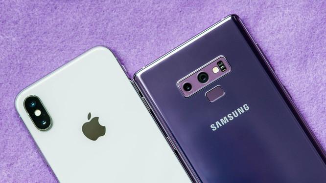 Apple phải đền bù thiệt hại cho Samsung do doanh số iPhone ế ẩm ảnh 1