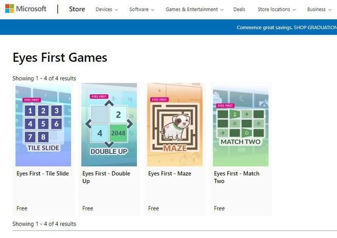 Microsoft tung ra 4 tựa game cho Windows 10 có thể chơi bằng mắt, nhưng dùng chuột cũng được mà lại còn miễn phí! ảnh 2