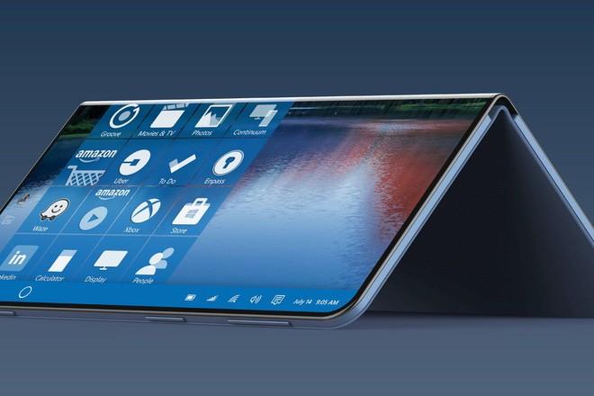 Tin đồn về máy tính Surface màn hình gập, dùng Windows Core OS, chạy được cả ứng dụng Android ảnh 1