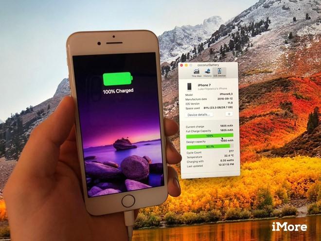 7 sai lầm khi sạc 'giết chết' chiếc iPhone của bạn ảnh 1