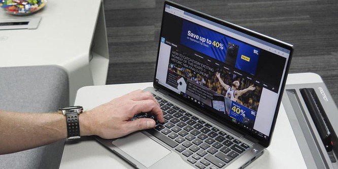 Laptop Dell được phát hiện có lỗ hổng bảo mật nghiêm trọng. Ảnh: Digital Trends.