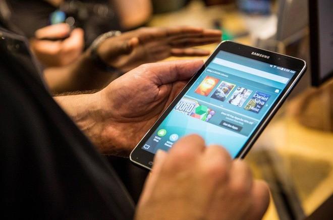 Samsung chưa bình luận hay tiết lộ thông tin về mẫu máy tính bảng. (Ảnh minh họa)