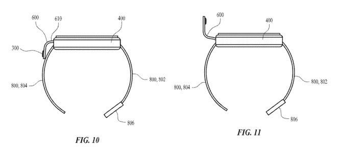 Apple Watch tương lai sẽ được trang bị camera đặt ở cuối dây đeo? - Ảnh 2.