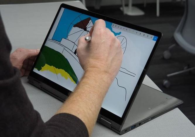Các mẫu laptop 'biến hình' đáng để bạn sở hữu ảnh 4