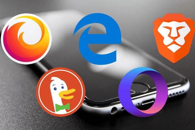 Top 5 trình duyệt tích hợp chặn quảng cáo dành cho iPhone ảnh 1
