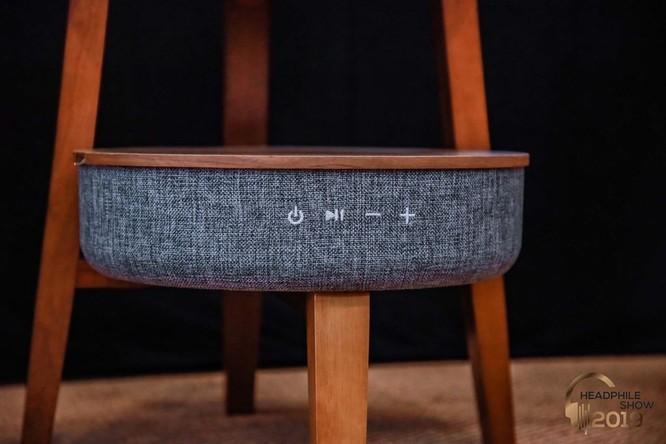 Headphile Show 2019: Loa di động tích hợp bàn sofa BT-Z5 & BT-Z9 phù hợp với không gian hiện đại ảnh 3