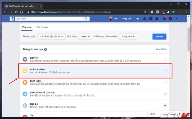 Cách sao lưu ảnh từ Facebook sang Google Photos phòng trường hợp tài khoản bị khóa - Ảnh 6.