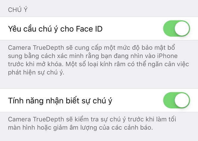 Thủ thuật đơn giản giúp tăng tốc mở khóa Face ID trên iPhone ảnh 2