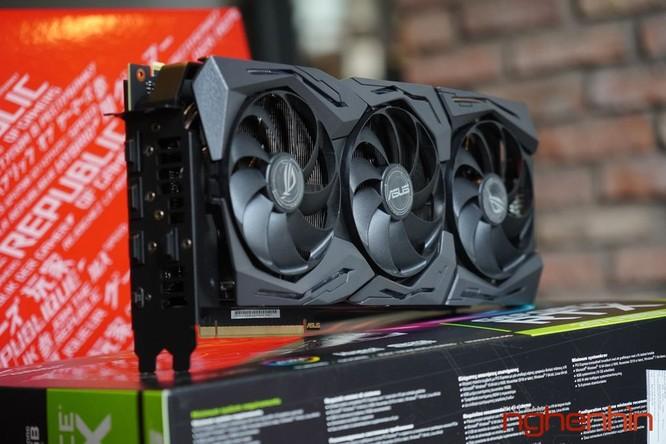 Trên tay GeForce RTX 2070 SUPER đầu tiên tại Việt Nam ảnh 1