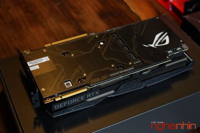 Trên tay GeForce RTX 2070 SUPER đầu tiên tại Việt Nam ảnh 15