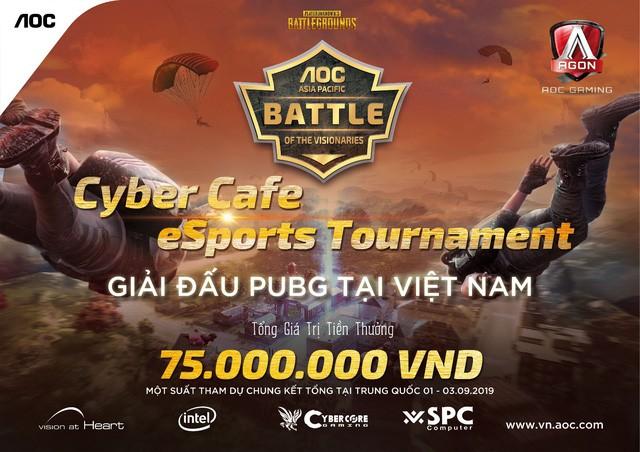 Giải đấu dành cho các game thủ nghiệp dư với phần thưởng lên tới 200 triệu từ AOC ảnh 2
