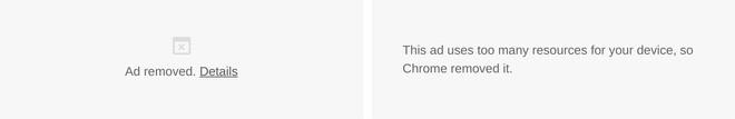 Google đang phát triển ad blocker cho Chrome, dành riêng cho những quảng cáo nặng - Ảnh 2.