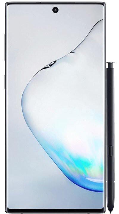 Lộ diện hình ảnh chính thức của Samsung Galaxy Note 10 ảnh 1