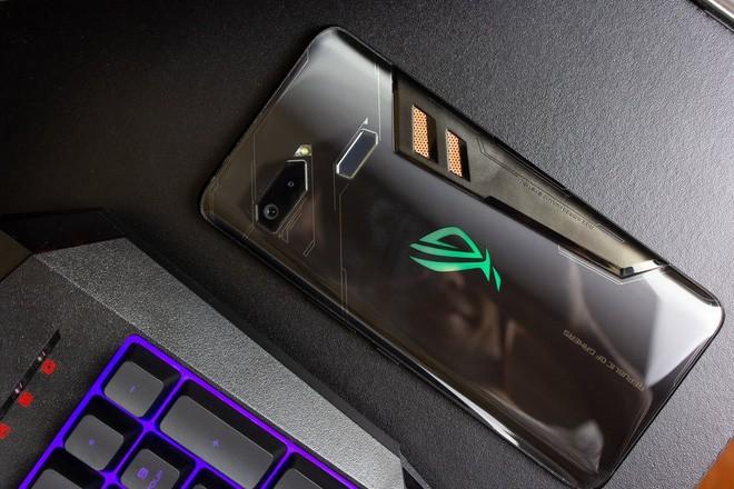 Asus ROG Phone II sẽ sử dụng Snapdragon 855 Plus?
