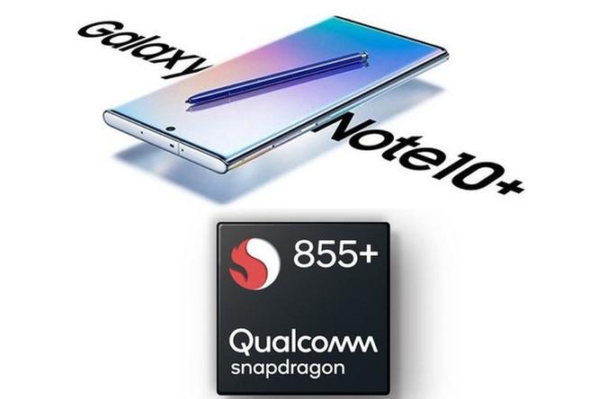 Galaxy Note 10 không sử dụng Snapdragon 855+ là điều cực kỳ đáng tiếc ảnh 1