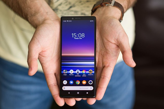 Sony sẽ tung ra smartphone sở hữu màn hình 5K ảnh 1