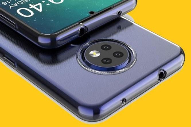 """Nokia sắp ra mắt hai """"tân binh"""" Nokia 6.2 và Nokia 7.2 với camera 48 MP ảnh 2"""