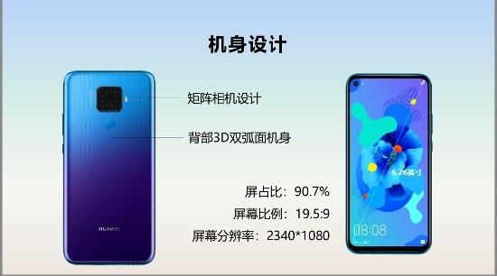 Huawei Nova 5i Pro lộ diện: Tầm trung với cấu hình cực khủng ảnh 1