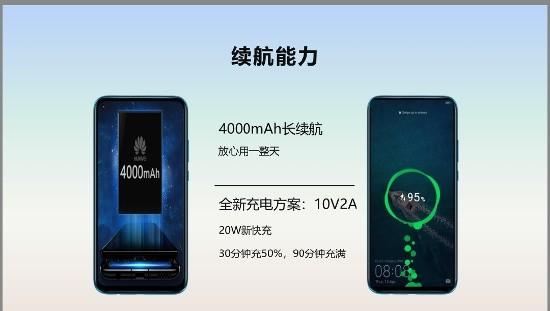 Huawei Nova 5i Pro lộ diện: Tầm trung với cấu hình cực khủng ảnh 4