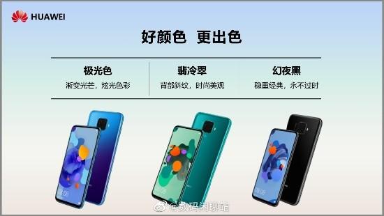 Huawei Nova 5i Pro lộ diện: Tầm trung với cấu hình cực khủng ảnh 5