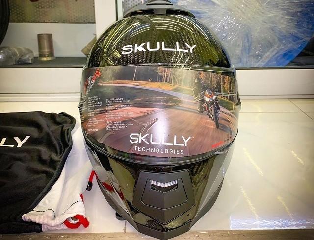 Skully Fenix AR