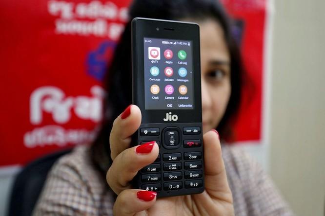 JioPhone giá rẻ
