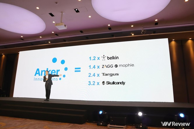 Anker chính thức chào sân thị trường Việt Nam, tung ra hàng loạt sản phẩm mới, có cả robot hút bụi, cân điện tử ảnh 1