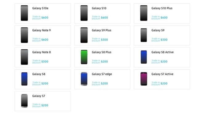 Đổi điện thoại cũ lấy Galaxy Note 10 giá hời: có thể giảm được tới 600 Usd ảnh 1