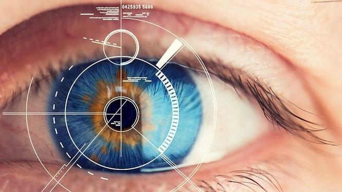 Kính áp tròng có khả năng phóng to khi nháy mắt ảnh 1