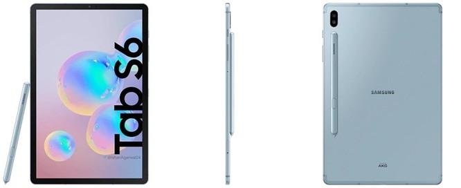 """Ra mắt cùng đợt với Note 10, Galaxy Tab S6 liệu có """"đánh bật"""" được iPad? ảnh 4"""