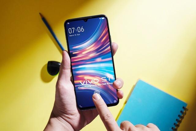 Vivo tiếp tục khẳng định vị trí tiên phong và sắp ra mắt vivo S1 vào ngày 29/7 tới