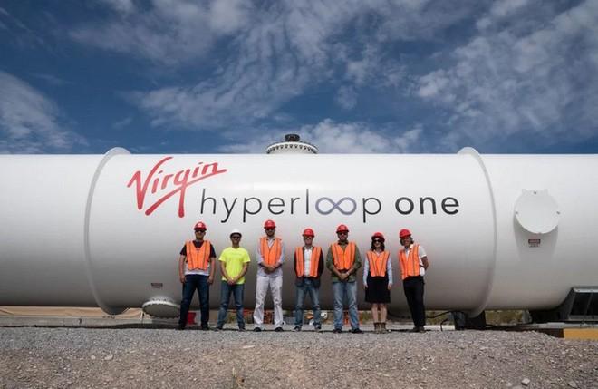 Sắp có tàu hyperloop dài nhất thế giới tại Ả Rập Xê-Út với chiều dài quãng đường lên tới 35km - Ảnh 3.