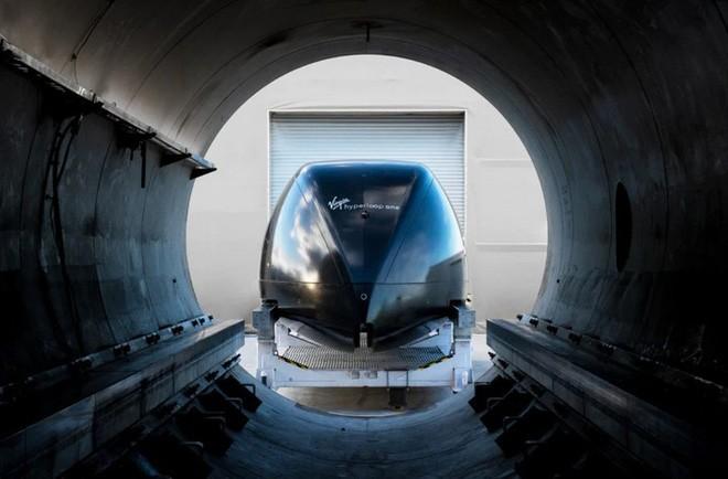 Sắp có tàu hyperloop dài nhất thế giới tại Ả Rập Xê-Út với chiều dài quãng đường lên tới 35km ảnh 2