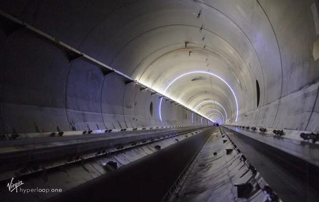 Sắp có tàu hyperloop dài nhất thế giới tại Ả Rập Xê-Út với chiều dài quãng đường lên tới 35km ảnh 1