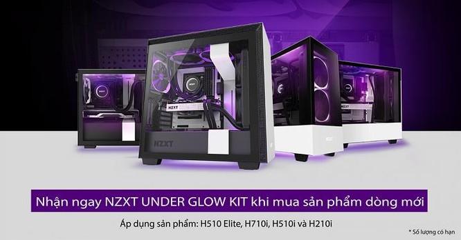 NZXT ra mắt loạt PC Case H series và H510 Elite, giá từ 1,85 triệu đồng ảnh 1