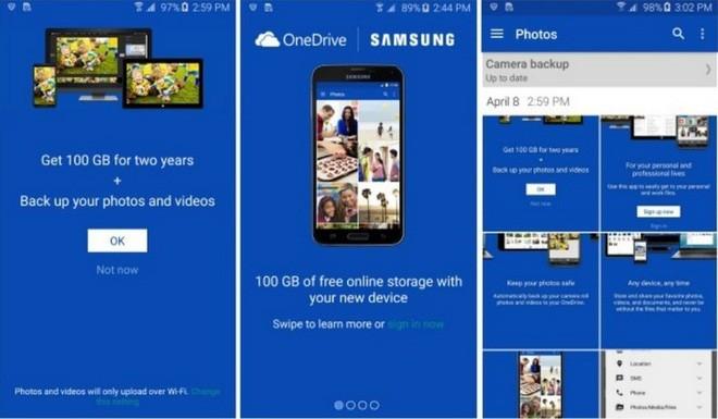 Microsoft bất ngờ ngừng cung cấp 100GB miễn phí trên OneDrive cho người dùng smartphone Galaxy mới? - Ảnh 2.