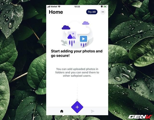 Cách ẩn hàng loạt ảnh riêng tư trên iPhone với Safe Pixel - Ảnh 7.