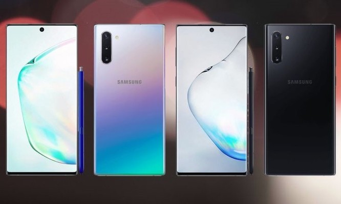 Galaxy Note10 sẽ có giá 949 USD?