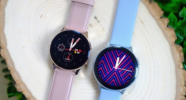 Galaxy Watch Active 2 ra mắt: khung viền cảm ứng, hỗ trợ LTE ảnh 2