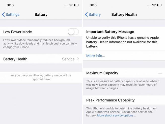 """Cách kiểm tra pin """"zin"""" hay pin """"dỏm"""" trên iPhone ảnh 2"""