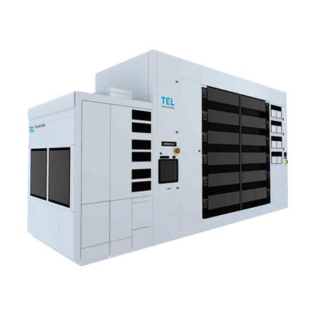 Công cụ Track của hãng TEL dùng trong quy trình quang khắc bán dẫn