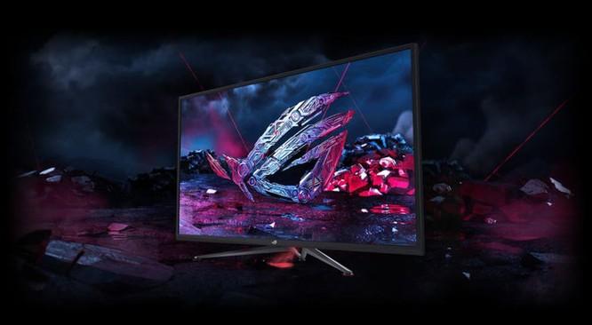Kích thước màn hình lên đến 43 inch. Ảnh: Asus.