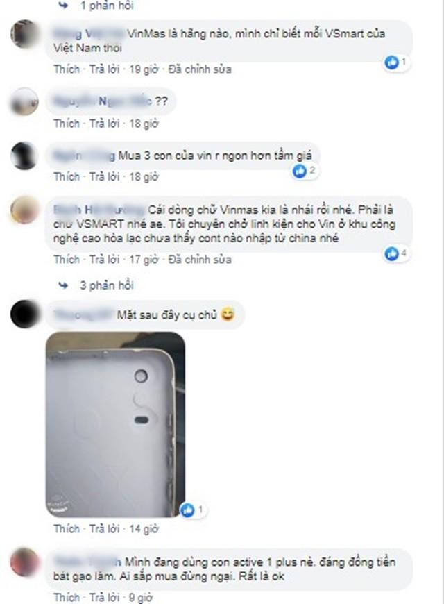 """Xuất hiện điện thoại nhái """"VSmart"""" bán ở cửa khẩu? ảnh 4"""