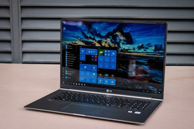 Gram 2019 - laptop 17 inch nhẹ nhất thế giới ảnh 1