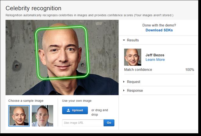Hệ thống nhận dạng khuôn mặt của Amazon nhầm 26 nhà làm luật California là tội phạm - Ảnh 1.