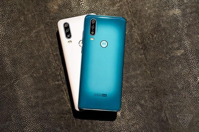 Motorola One Action ra mắt: điểm nhấn camera góc siêu rộng ảnh 4